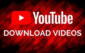 Aplikasi PC Download Video Youtube